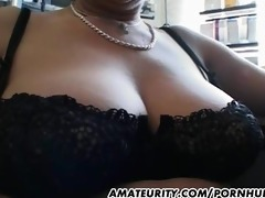 breasty non-professional d like to fuck sucks and