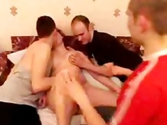 russian mamma team-fucked by snahbrandy russian