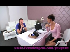 femaleagent. mother i seduces hesitant chap