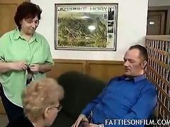 nasty elderly plumpers