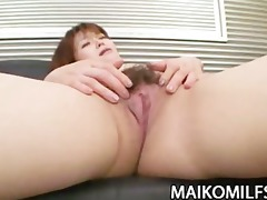 japanese mother i yuriko hoshino having her fur