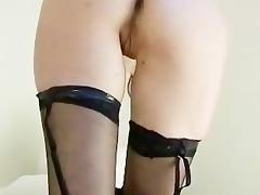 sext nylons honey taking it