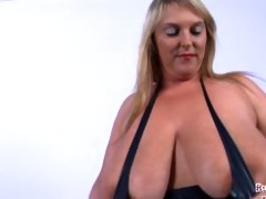 large tits carol brown latex enjoyment