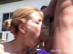 ive always wanted to group sex our milf neighbour