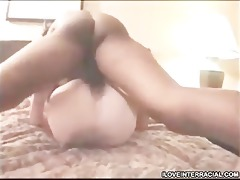 hubby spanks watching wife acquire fucked