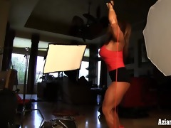 aziani metallic older bodybuilder dd working out