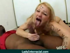 hot wife playgirl rides a darksome penis 55