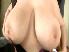 pleasant massive boobed mother i t live without