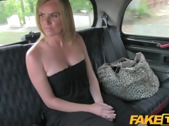 faketaxi spycam means customer has to go all the