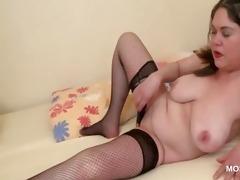 older whore receives orgasmic pleasures with sex