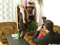 nasty mama acquires shagged after photosession