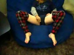sex fingering twat beneath pants