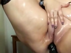 large gorgeous woman mature acquires her juicy