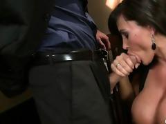 winner winner, sex during dinner