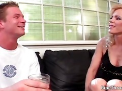 sexy lustful blond mother i sucks big inflexible