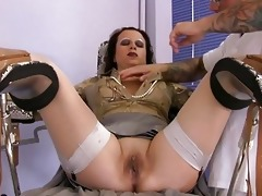 milfs in boots and nylons get fingered