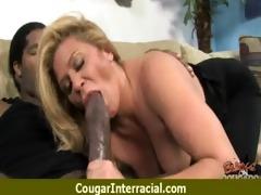 cougar bonks a massive dark monster penis 66