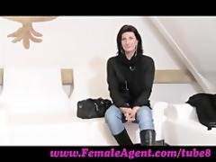 femaleagent. birth of a mother i agent