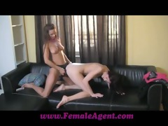 femaleagent belt on enjoyment