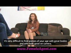 femaleagent thong on joy