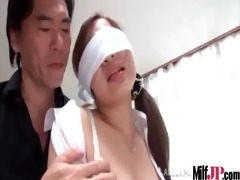 chick milf japanese receive drilled hardcore