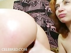 matures anal fisting and prolapse fisting booty
