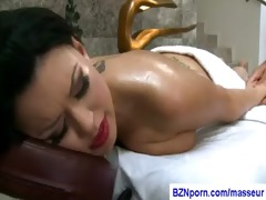 97-dirty masseur in hard act