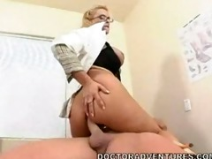 holly halston taken care of her patient