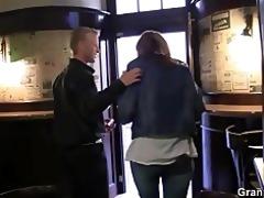 drunk mama receives her cum-hole screwed