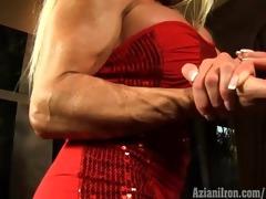 aziani steel ashlee chambers fitness pornstar