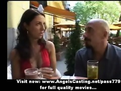 awesome marvelous sexy redhead playgirl talking