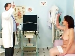 naughty grandpapa doctor for granny lindas old