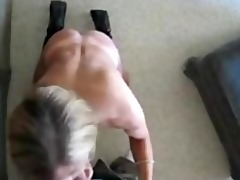 hawt wife gives oral-stimulation