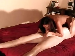non-professional curvy wife creampied on real