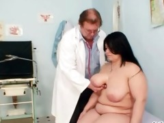 large mounds bulky mamma rosana gyno doctor