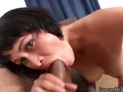 arabian wench receives drilled hard by a large