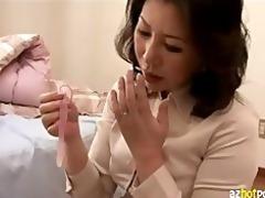 azhotporn.com - horny japanese mother i bulky arse