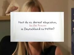 facial for hawt german mother i