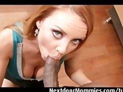 golden-haired mother i receives screwed at the