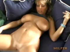 sexy plump mama screwed by son