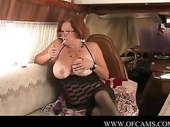 big beautiful woman granny copulates a-hole jolie