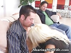 appealing hottie screwed by young chap