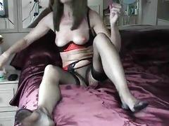 stolen video. my perverted mommy selftape