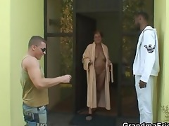 dudes share old whore