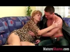 older housewife tasting recent dick