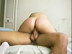 on my back and enjoyin sex