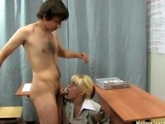 russian boy fuck teacher