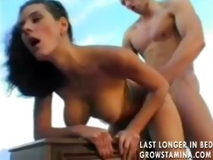 sexy euro girl elementary anal sex outdoors