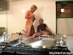 wicked plump blond mother i blows wang part0