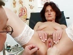 curly love tunnel grandma visits pervy woman